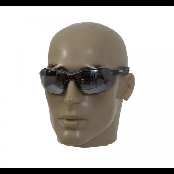 Óculos de segurança Jamaica cinza espelhado UVA/UVB Anti-Risco - KALIPSO
