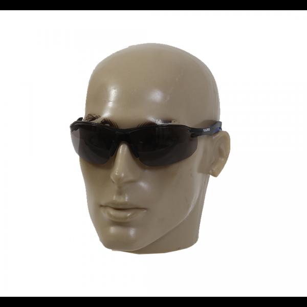 Óculos de segurança Jamaica cinza UVA/UVB Anti-Risco - KALIPSO