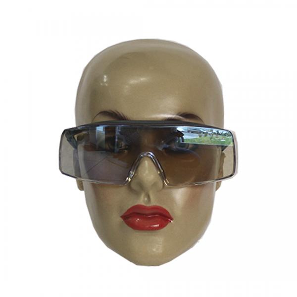 Óculos de segurança 5X7 sobrepor com ajuste na haste Anti-Risco e Antiembaçante IN/OUT - UNIVET