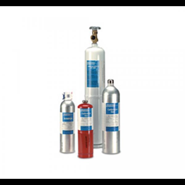 Cilindro de gás (H2S/CO/CH4/O2) para Ventis MX4 DSX - INDUSTRIAL SCIENTIFIC