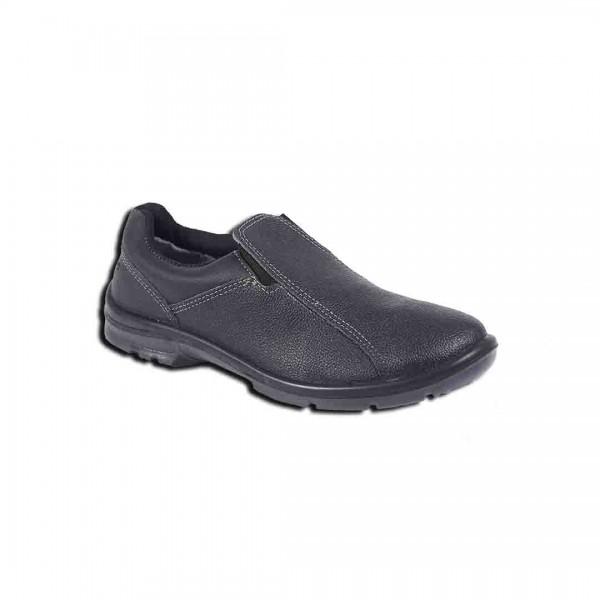 Sapato de elástico bidensidade sem biqueira elegance preto - MARLUVAS