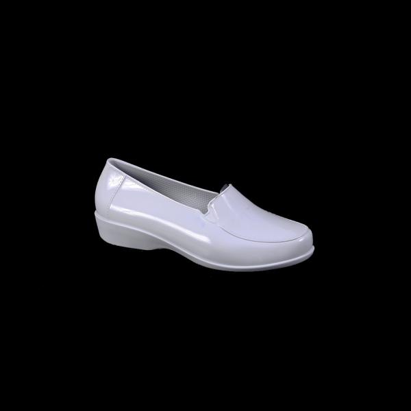 Sapato antiderrapante Sticky Social branco Canadá