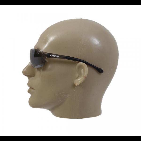 Óculos de segurança Pallas Anti- RIsco cinza espelhado - KALIPSO