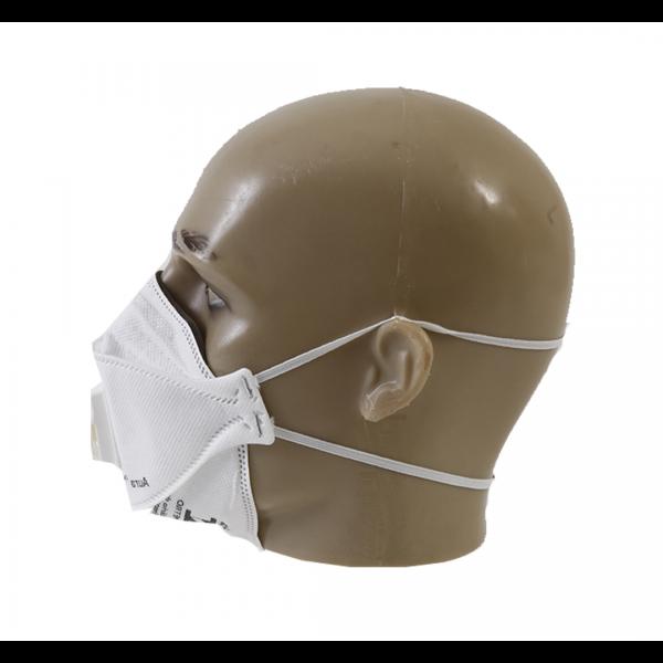 Respirador descartável PFF2 9322 Aura branco com válvula - 3M