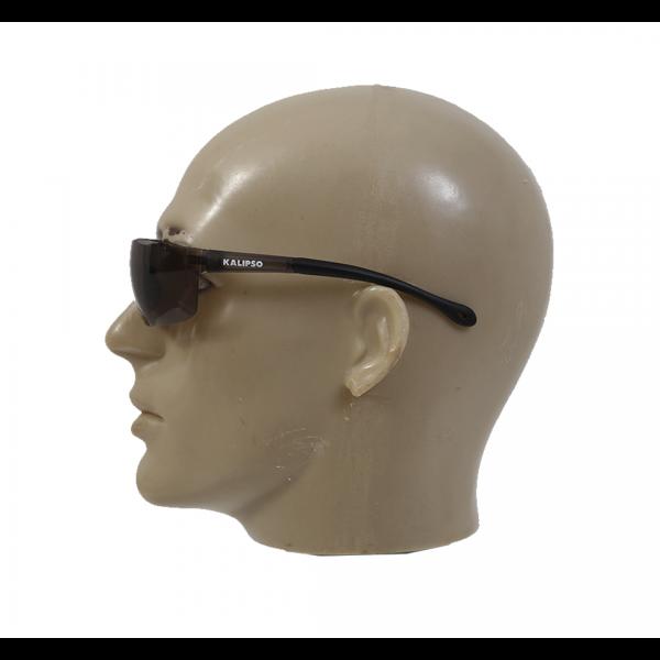 Óculos de segurança Pallas Anti-Risco cinza - KALIPSO