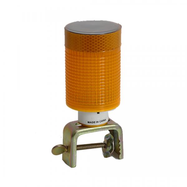 Sinalizador solar Unilamp parafuso - TELBRAS