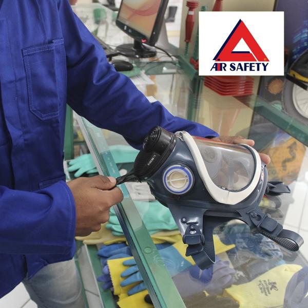 Assistência técnica e peças de reposição - AIR SAFETY