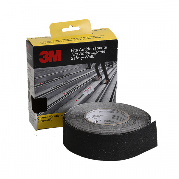 FITA ANTIDERRAPANTE SAFETY WALK PT 50MM X 20MT 3M