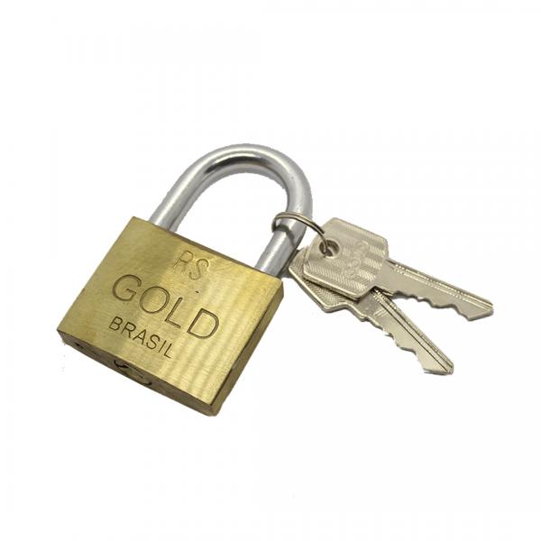 Cadeado latão 45MM padrão CEEE Gold - VONDER