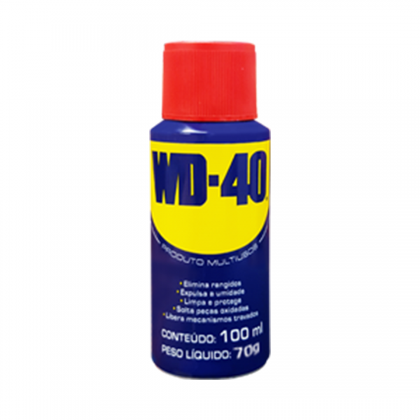 Lubrificante spray 100ML - WD40