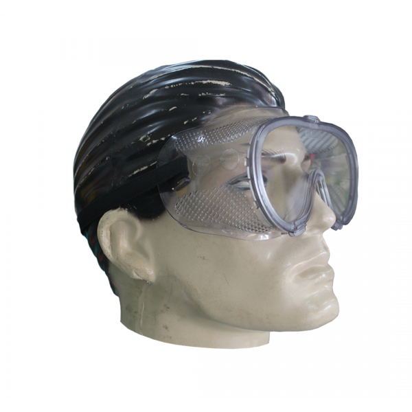Óculos ampla visão RA perfurado - Kalipso