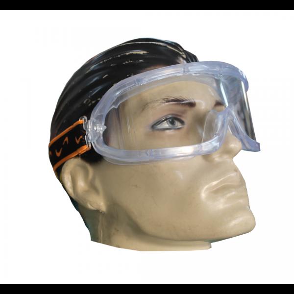 Óculos de proteção SS9 incolor Anti-Risco e Antiembaçante - Super Safety